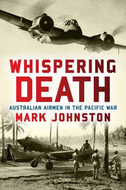 Whispering Death by Mark Johnston