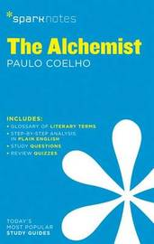 The Alchemist (SparkNotes Literature Guide) by Sparknotes