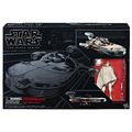 Star Wars: The Black Series - Luke Skywalker & Landspeeder