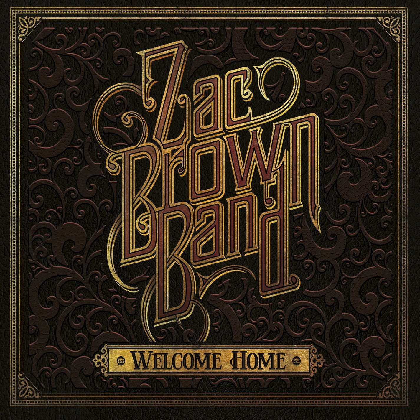 Welcome Home (LP) by Zac Brown Band image