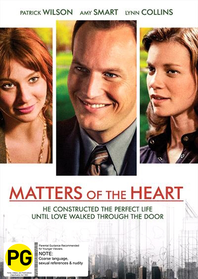 Matters of the Heart on DVD image
