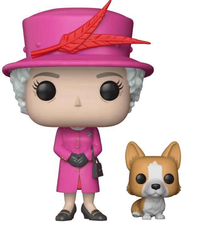 Royals - Queen Elizabeth II Pop! Vinyl Figure