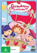 Strawberry Shortcake - World Of Friends on DVD