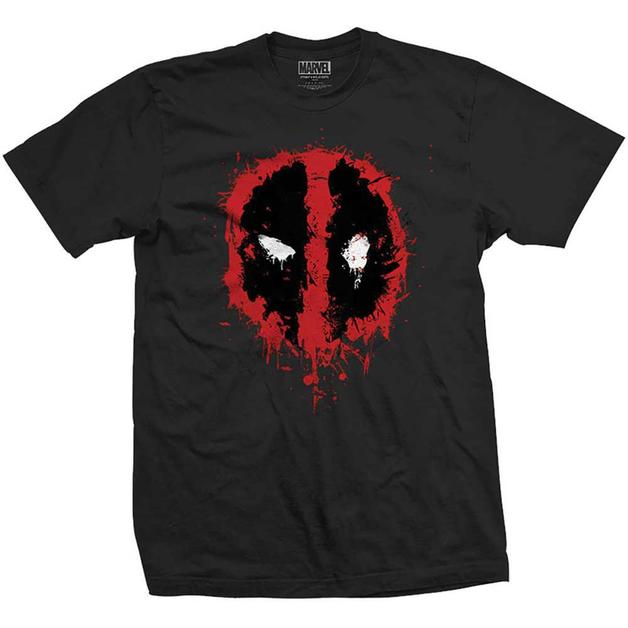 Deadpool Splat Icon (Large)