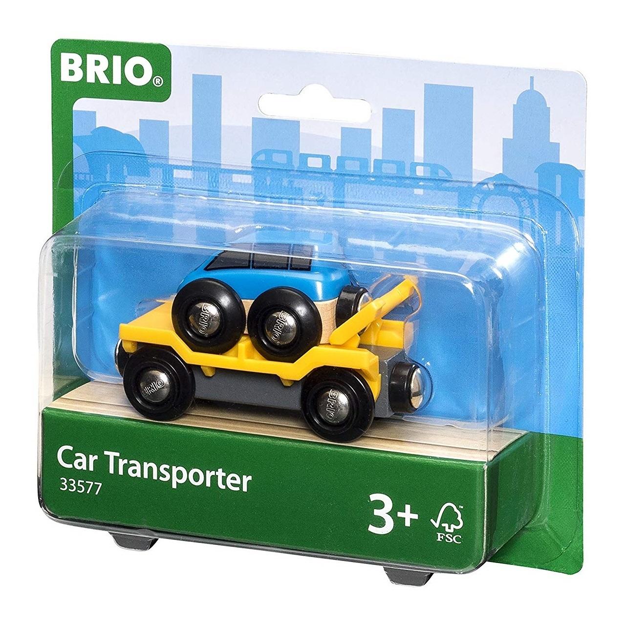 Brio: Railway - Car Transporter image