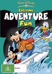 Extreme Adventure Fun on DVD