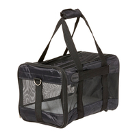 Sherpa: Original Deluxe Black Pet Carrier - Medium