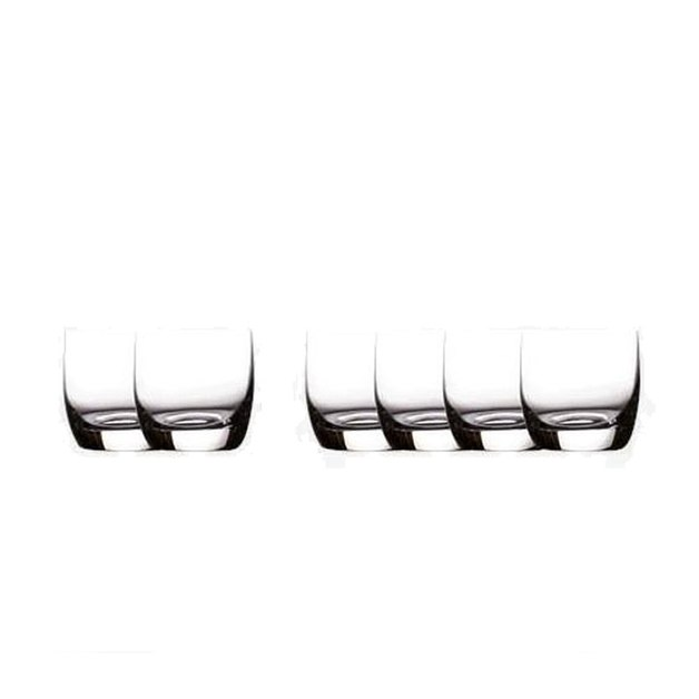 Maxwell & Williams Cosmopolitan Double Old Fashioned Glasses (Set of 6)