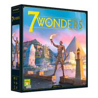 7 Wonders: 2nd Edition - Board Game
