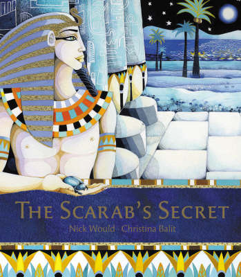 The Scarab's Secret by Nick Would image