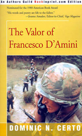 The Valor of Francesco D'Amini by Dominic N. Certo image