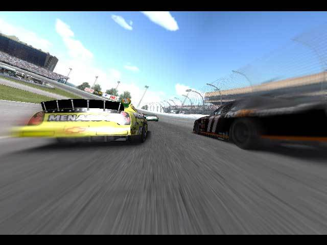 NASCAR 07: Chase For The Cup for PlayStation 2 image