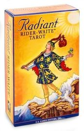Radiant Rider-Waite Tarot Deck by Pamela Smith