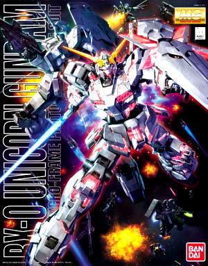 MG 1/100 Unicorn Gundam - Model Kit