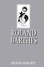 Roland Barthes by Michael Moriarty image