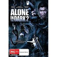 Alone In The Dark 2 on DVD