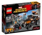 LEGO Super Heroes - Crossbones' Hazard Heist (76050)