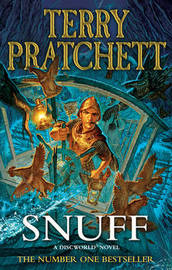 Snuff (Discworld 39 - City Watch) (UK Ed.) by Terry Pratchett