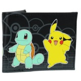 Pokemon - Multi Character Bi-Fold Wallet