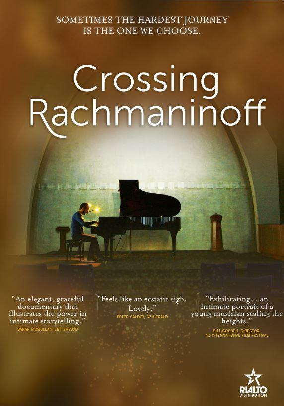 Crossing Rachmaninoff on DVD image