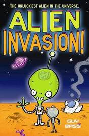 Alien Invasion by Guy Bass image