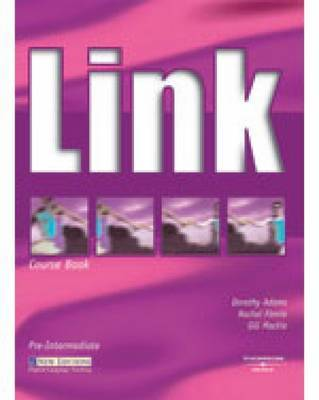 Link Pre-intermediate: Course Book by David Adams