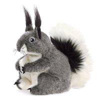 Folkmanis Hand Puppet - Abert's Squirrel image