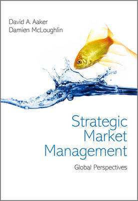 Strategic Market Management by David A Aaker image