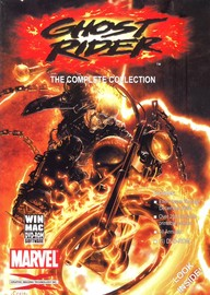 Ghost Rider: Complete Comic Collection image
