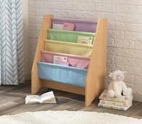 KidKraft: Sling Bookshelf - (Pastel)