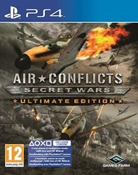 Air Conflicts Secret Wars Ultimate Edition for PS4