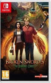 Broken Sword 5: The Serpent's Curse for Switch