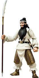 Figma: Guan Yu (Sangokushi) - Action Figure