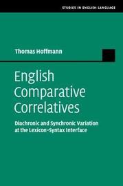 Studies in English Language by Thomas Hoffmann