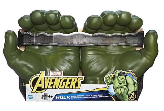 Marvel: Avengers - Hulk Gamma Grip Fists