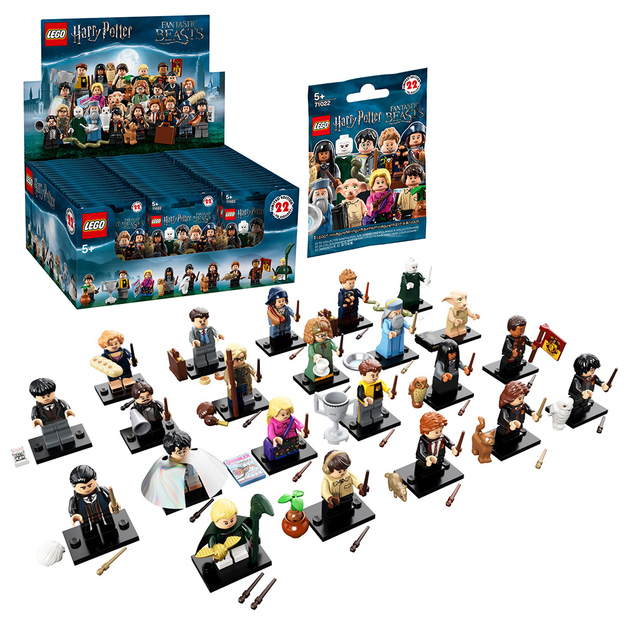 LEGO Minifigures: Harry Potter Series 1 (71022)