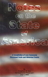 Notes on the State of America by Craigton Gee image