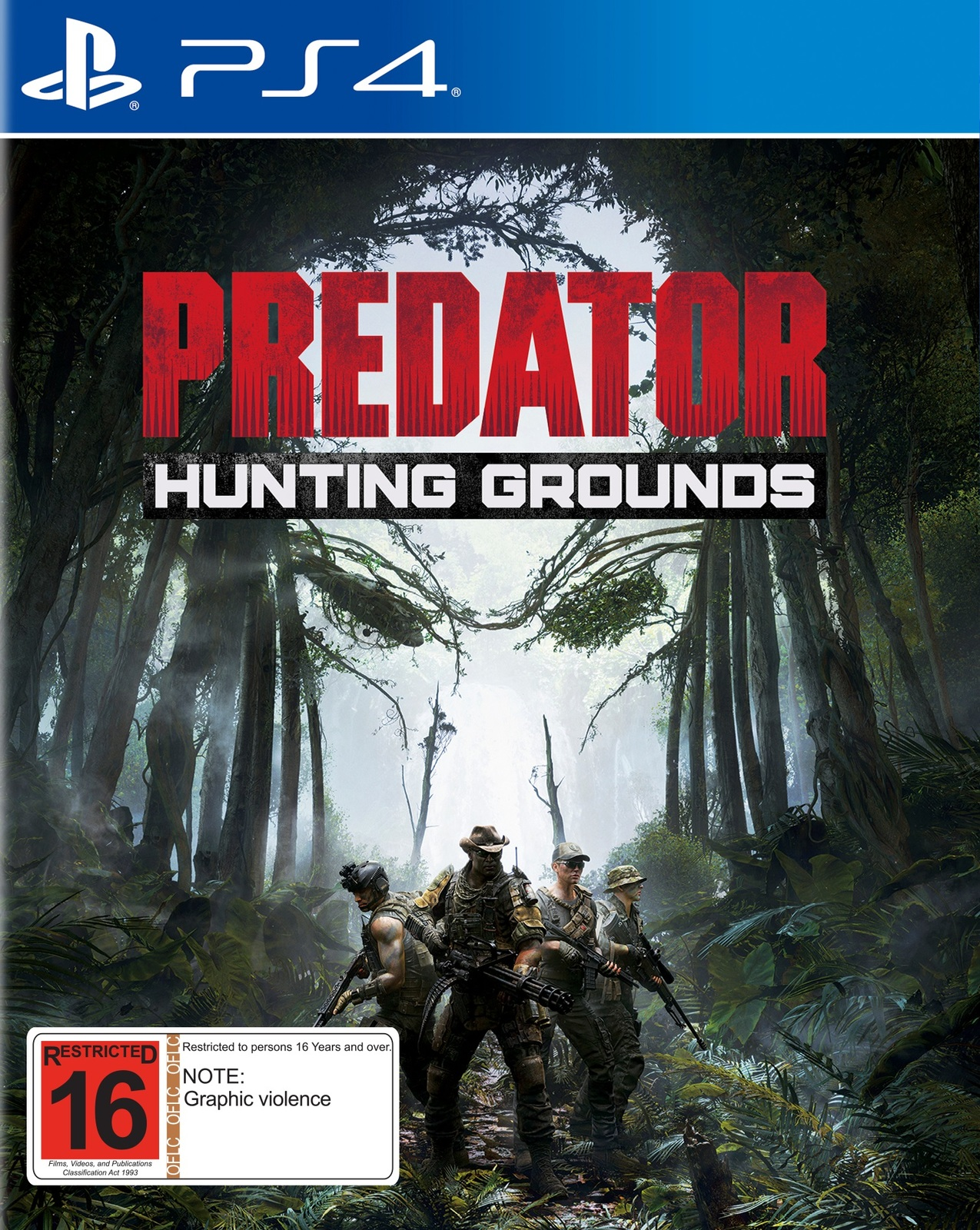 Predator: Hunting Grounds for PS4 image