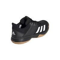 Adidas Ligra Womens Shoes - Black/White (US 10)