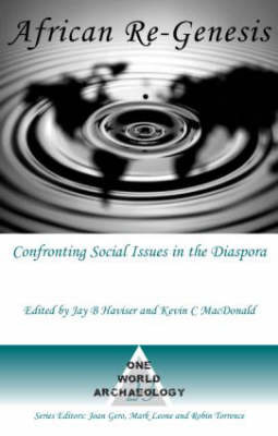 African Re-genesis: Confronting Social Issues in the Diaspora by Kevin MacDonald image
