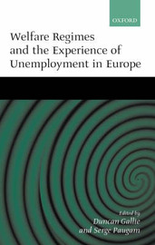Welfare Regimes and the Experience of Unemployment in Europe image