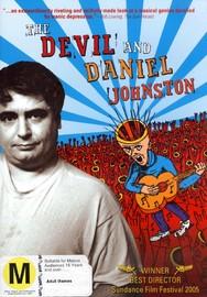 The Devil And Daniel Johnston on DVD image