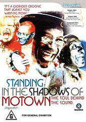 Standing In The Shadows Of Motown (2 Disc Set) on DVD