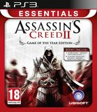 Assassin's Creed II - Game of the Year edition (PS3 Essentials) for PS3
