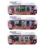 Transformers 30th Anniversary Collectible Figurines (Set of 5, Wave 1)