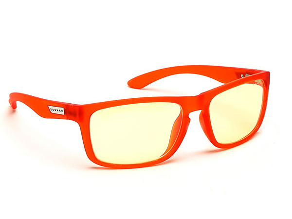 Gunnar Advanced Computer Gaming Glasses (Fire) for