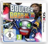 Boulder Dash XL for Nintendo 3DS
