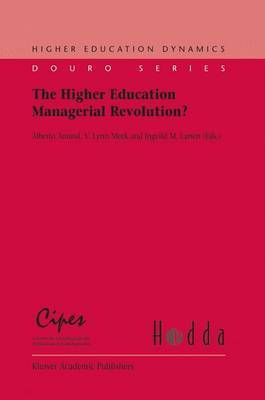 The Higher Education Managerial Revolution?