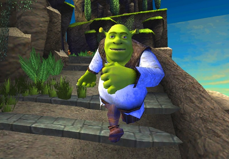 Shrek the Third for PlayStation 2 image