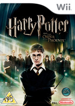 Harry Potter and the Order of the Phoenix for Nintendo Wii